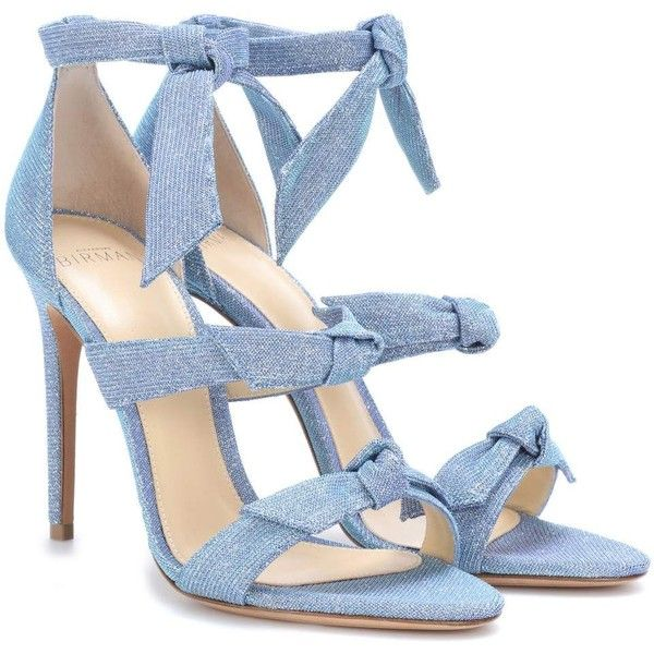 Alexandre Birman Lolita bow embellished sandals
