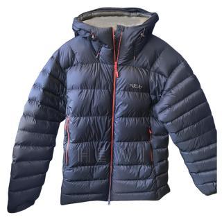Rab Blue Positron Down Jacket