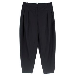 Louis Vuitton Black Tuxedo Trousers