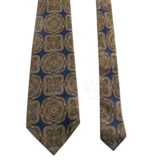 Stefano Ricci Handmade Sik Printed Tie