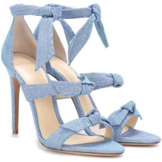 Alexandre Birman Lolita bow embellished sandals
