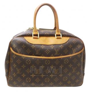 Louis Vuitton Deauville Monogram Tote Bag
