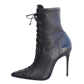 Schutz Teenie lace up ankle boots