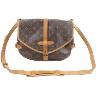 Louis Vuitton Saumur 30 Monogram Shoulder Bag