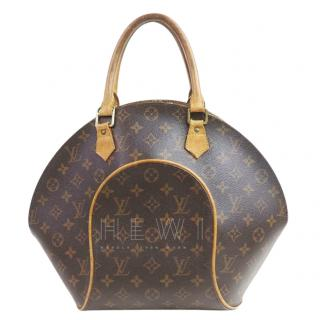Louis Vuitton Ellipse PM Monogram Top Handle Bag