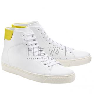 Anya Hindmarsh high top wink trainers