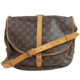 Louis Vuitton Saumur 35 Monogram Shoulder Bag