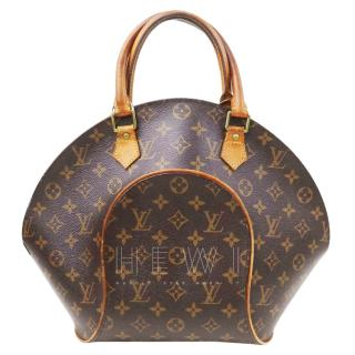 Louis Vuitton Ellipse MM Monogram Top Handle Bag