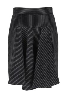 Stella McCartney Pinstripe Trumpet Skirt