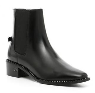 Dior Tomboy Boots in Noir