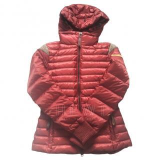 Capranea waterproof down ski jacket