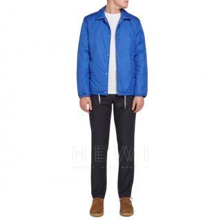 Maison Kitsun� Padded Betril Coach Jacket