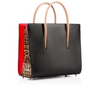 Christian Louboutin black Paloma tote bag