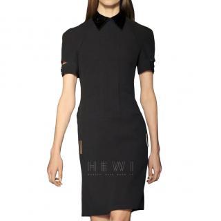 Victoria Beckham Black Classic Dress