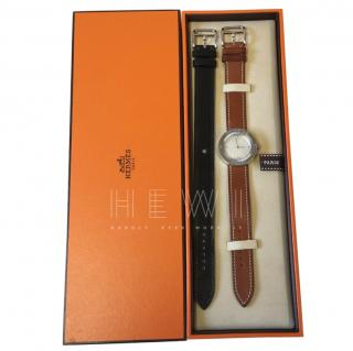 Hermes Passe Passe MM Watch