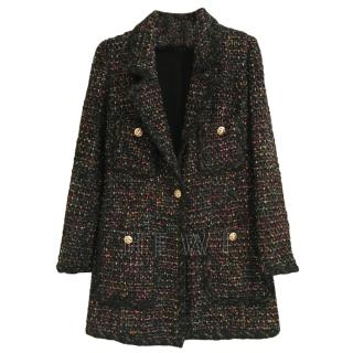 Luisa Spagnoli Tweed Giacca Jacket
