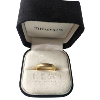 Tiffay & Co. Gold Wedding Band