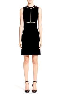 Alexander Wang Onyx Black Fitted Dress