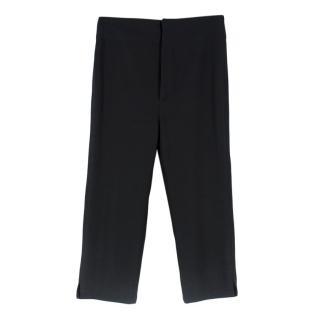 Jacquemus la bomba cropped woven pants