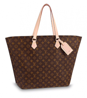 Louis Vuitton All In MM Tote Bag