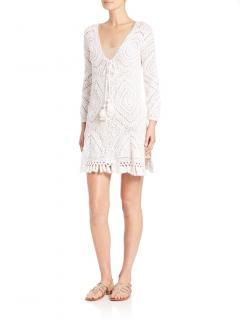 Calypso St. Barth Perfa Crochet Cover-Up