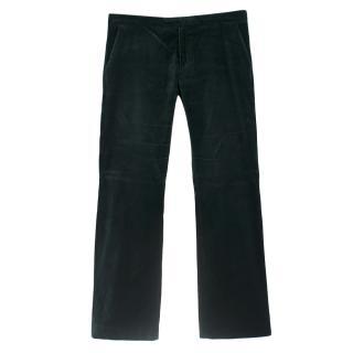 Joseph Green Velvet Trousers