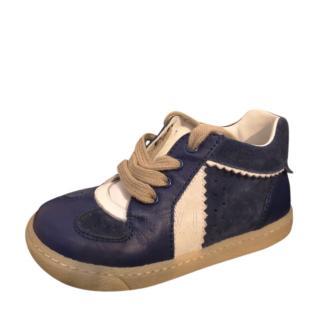Dolce & Gabbana Boy's Blue Suede Sneakers