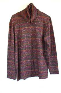 Missoni Knit Roll Neck Jumper