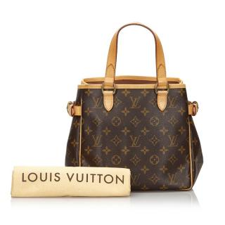 Louis Vuitton Monogram Batignolles Vertical Tote