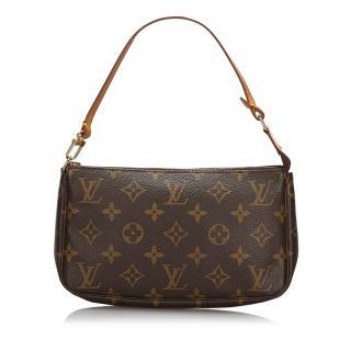 Louis Vuitton Monogram Pochette Accessoires Bag