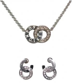 Piaget Possession Diamond Necklace & Earrings