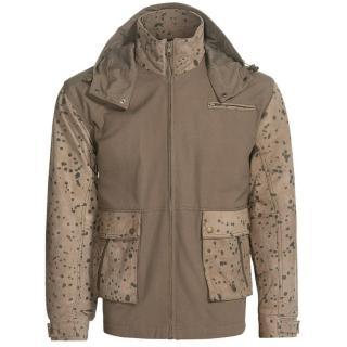 Loro Piana Camo Print Hunting Jacket