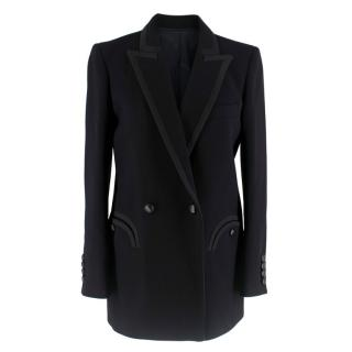 Blaze Black Wool Tailored Jacket