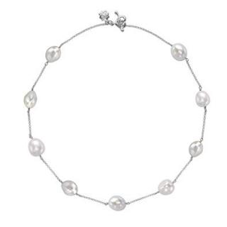 Dower & Hall Baroque Freshwater Pearl Necklace