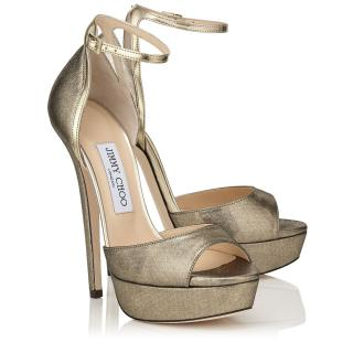 Jimmy Choo Pearl 145 Sandals
