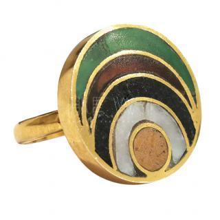 Pippa Small Jasper & Agate Ring