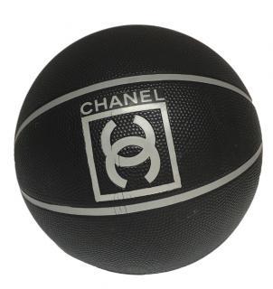 Chanel Black Limited Edition CC Basketball