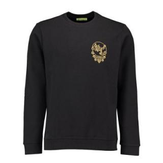 Versace Jeans Baroque Navy Sweater