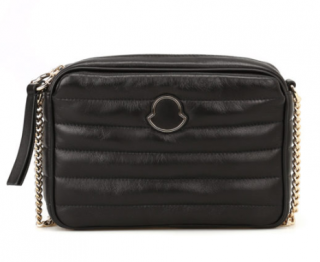 Moncler Atla quilted padded leather bag