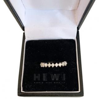 Bespoke 9ct Gold Diamond Eternity Ring