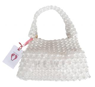 Shrimps Faux Pearl Quinn Bag - New Season