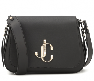 Jimmy Choo Varenne/XB leather crossbody bag - New Season