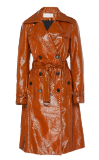 Veronica Beard Tan Finnick Dickey Trench - Current