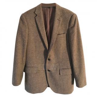 J. CREW Ludlow tweed herringbone jacket