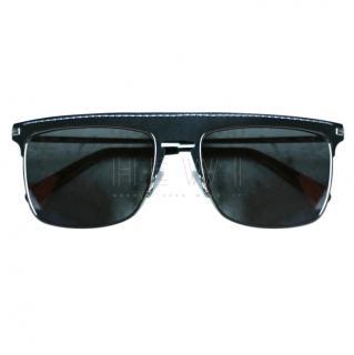 Loewe D Frame unisex sunglasses