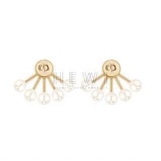 Dior La Petite Tribale Earrings