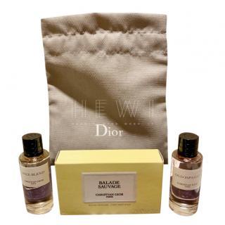 Maison Christian Dior Balade Sauvage Miniatures Gift Set
