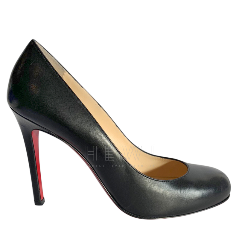 Christian Louboutin Fifi 100 Kid Stilleto Pumps