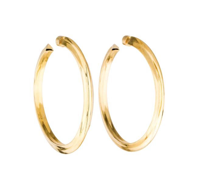 Jennifer Fisher Karla Hoop Earrings
