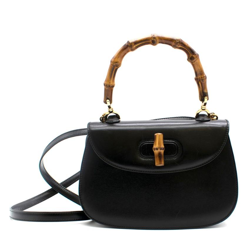Gucci Bamboo Handle Small Mini Bag